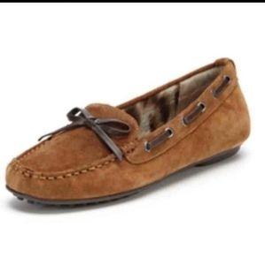 EUC Sam Edelman Suede Driving Loafers(Mocs) Sz 9.5